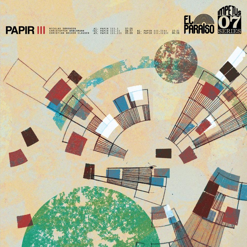 Papir III by PAPIR album cover