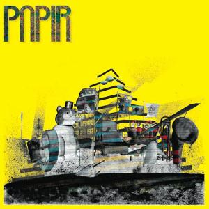 Papir - Papir CD (album) cover