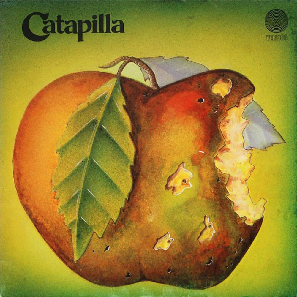 Catapilla by CATAPILLA album cover