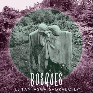 El Fantasma Sagrado by BOSQUES album cover