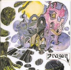 Dragon - Dragon CD (album) cover