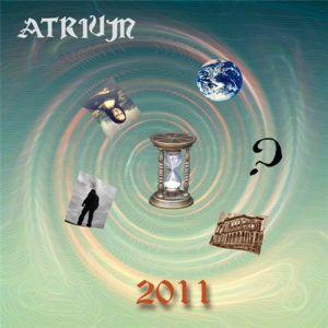 Atrium - 2011 CD (album) cover