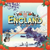 England Live In Japan 'Kikimimi' album cover