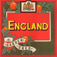 England - Garden Shed CD (album) cover
