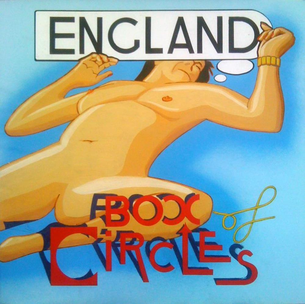 Box of Circles by ENGLAND album cover