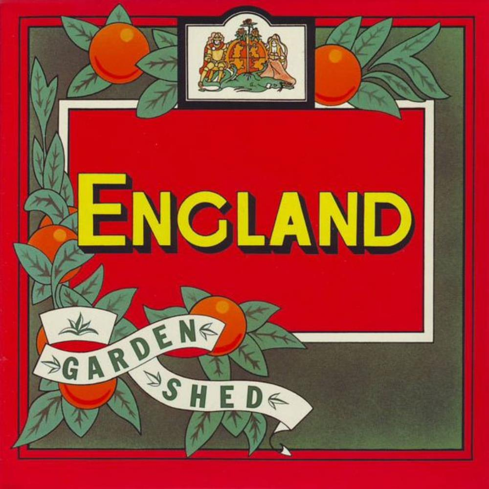 Garden Shed by ENGLAND album cover