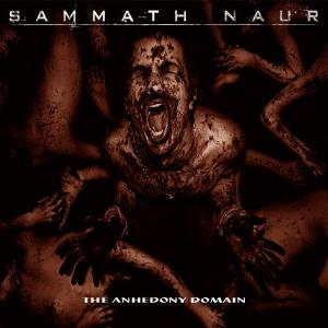 The Anhedony Domain by SAMMATH NAUR album cover