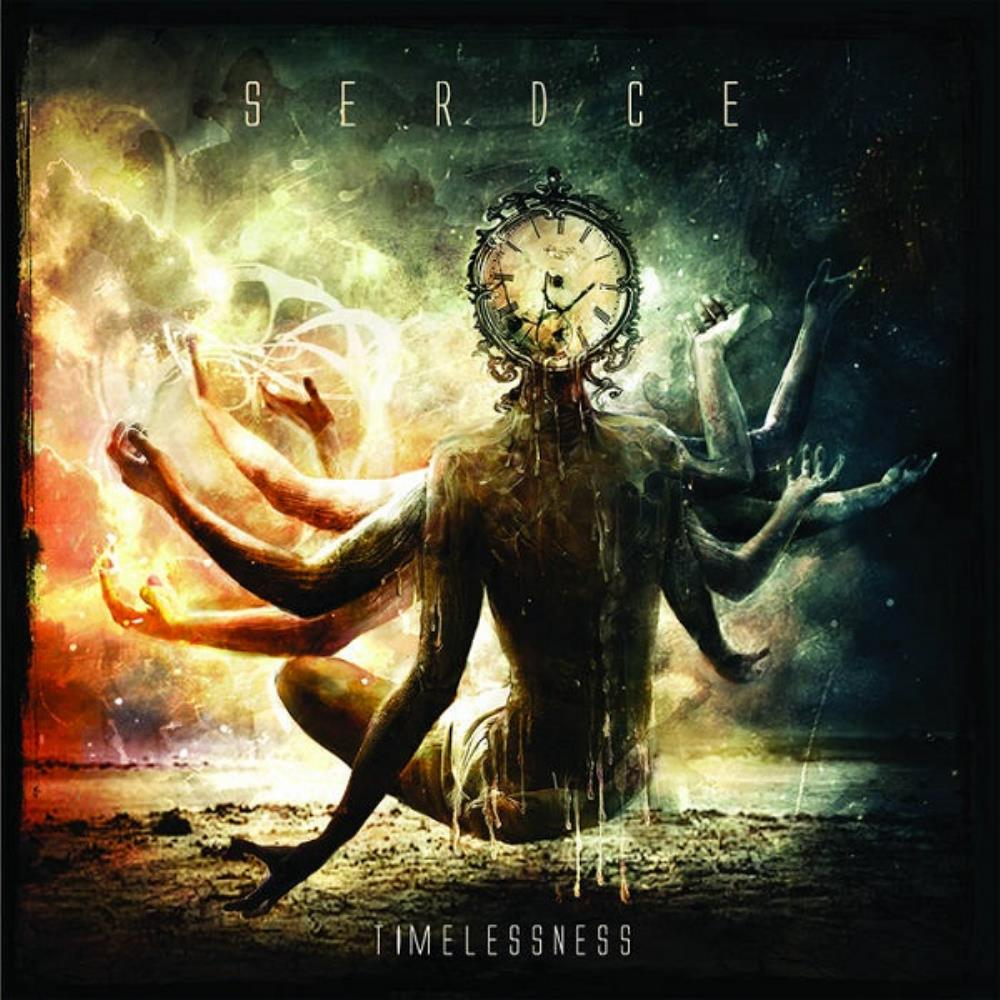 Timlessness by SERDCE album cover