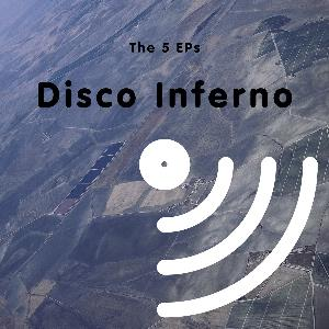 The 5 EPs by DISCO INFERNO album cover