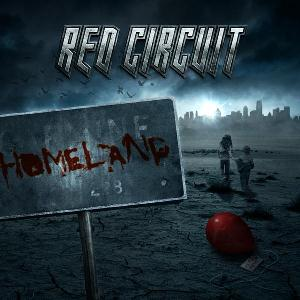 Homeland by RED CIRCUIT album cover