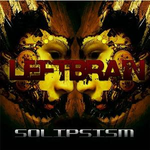 Solipsism by LEFT BRAIN album cover