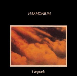 Harmonium - L'Heptade CD (album) cover