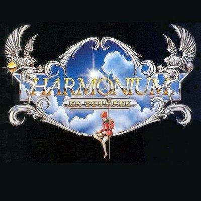 Harmonium En Tournée by HARMONIUM album cover