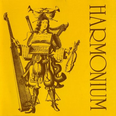 Harmonium by HARMONIUM album cover