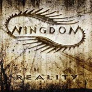 Wingdom - Reality CD (album) cover