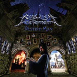 Requiem Aeternam Destiny-Man album cover