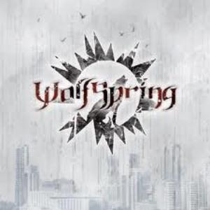 Wolfspring - Wolfspring CD (album) cover