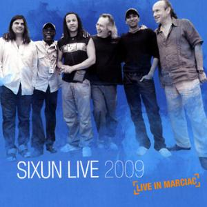 Sixun Live In Marciac album cover