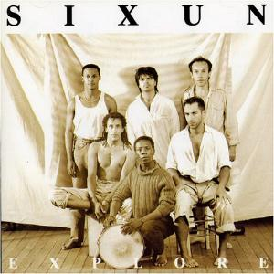 Sixun Explore album cover