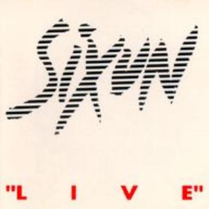 Sixun Live album cover