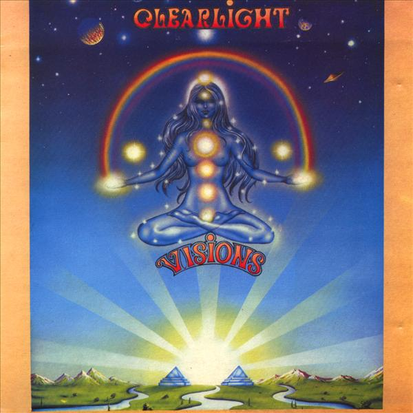 Clearlight - Visions CD (album) cover