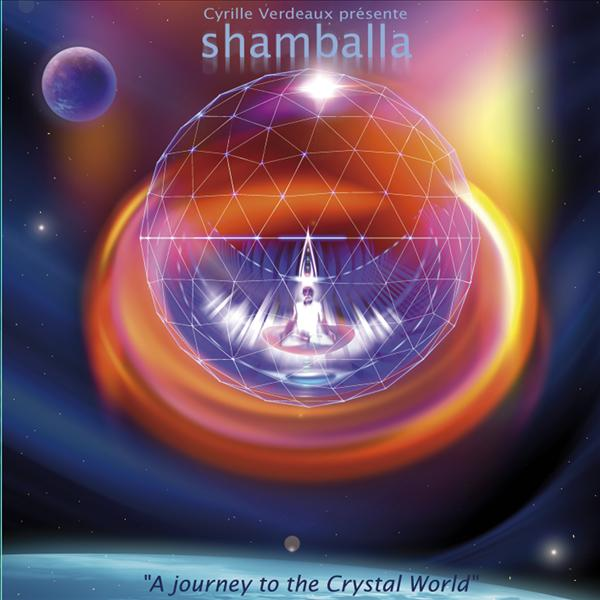 Clearlight Shamballa - A Journey To The Crystal World album cover