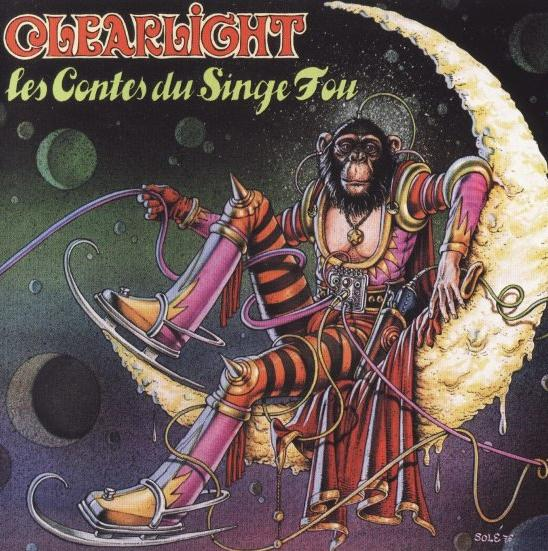 Les Contes du Singe Fou by CLEARLIGHT album cover