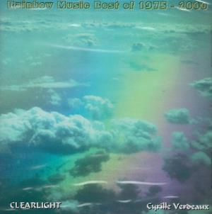 Clearlight Rainbow Music  -  Best Of 1975 - 2000 album cover