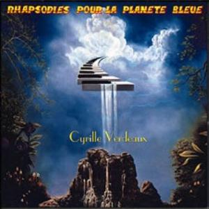 Clearlight Rhapsodie Pour La Planete Bleue album cover
