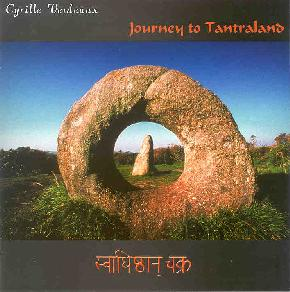 Clearlight Journey To Tantraland album cover
