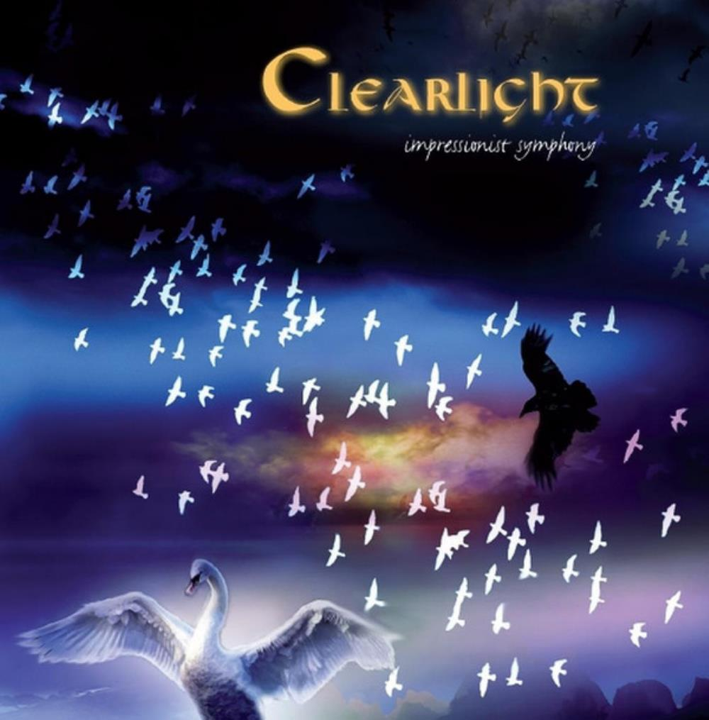 Impressionist Symphony by CLEARLIGHT album cover