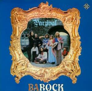 BaRock by PARZIVAL album cover