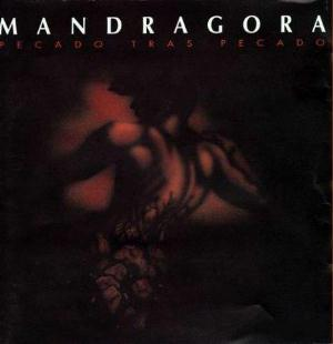 Mandragora - Pecado Tras Pecado CD (album) cover