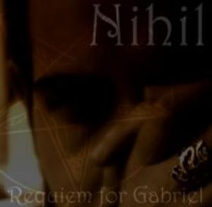 Nihil Requiem for Gabriel album cover