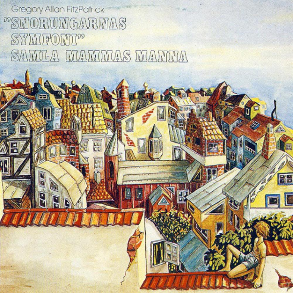 Gregory Allan Fitzpatrick's Snorungarnas Symfoni by SAMLA MAMMAS MANNA album cover