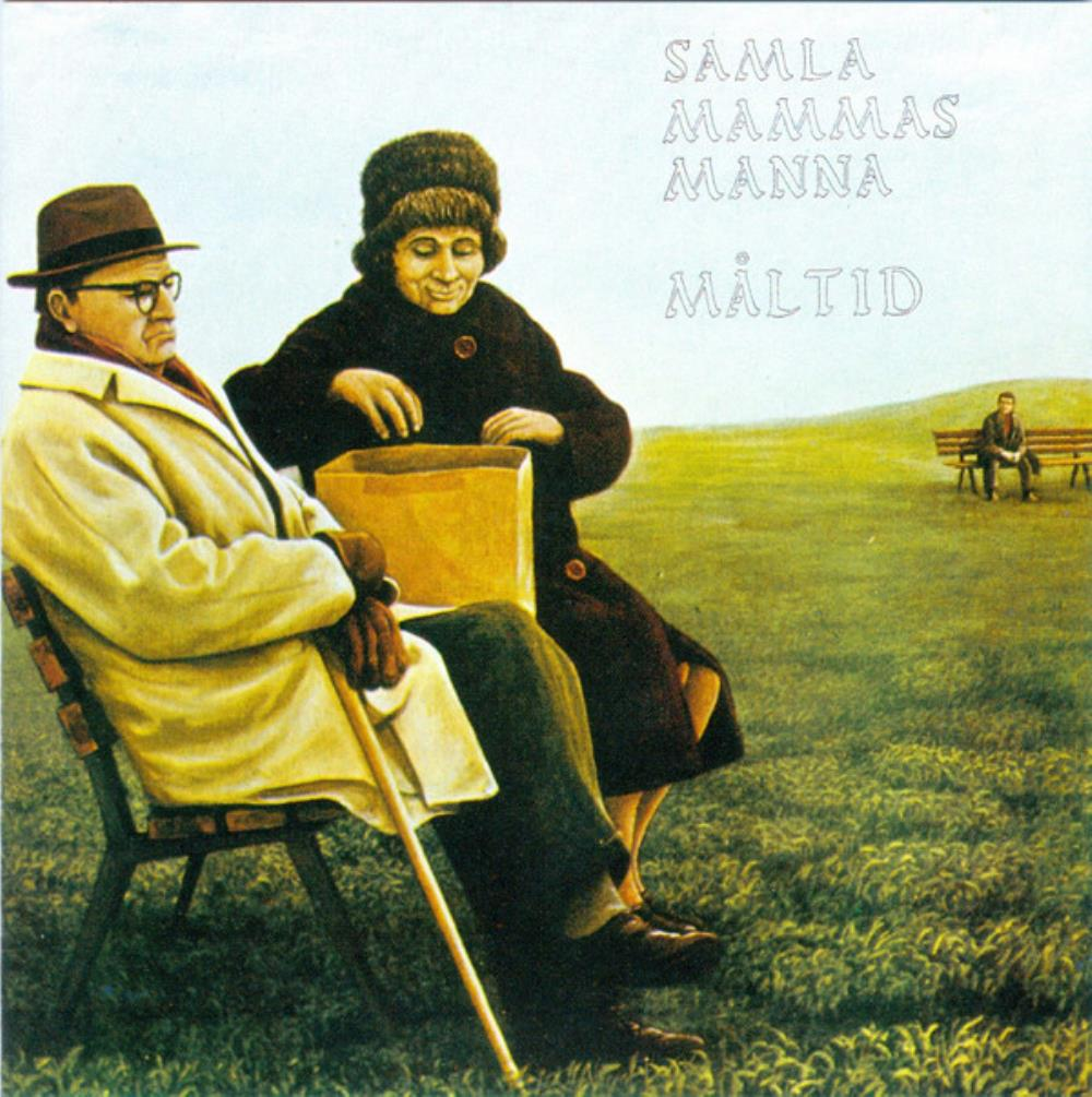 Måltid by SAMLA MAMMAS MANNA album cover