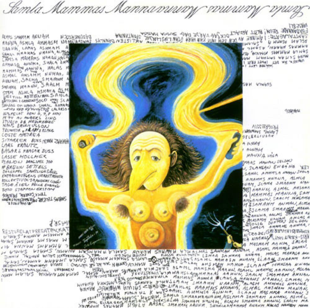Klossa Knapitatet by SAMLA MAMMAS MANNA album cover