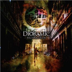 Dioramic - Technicolor CD (album) cover