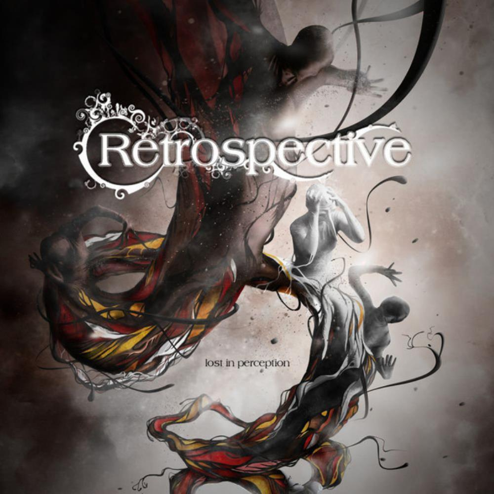 Lost In Perception by RETROSPECTIVE album cover