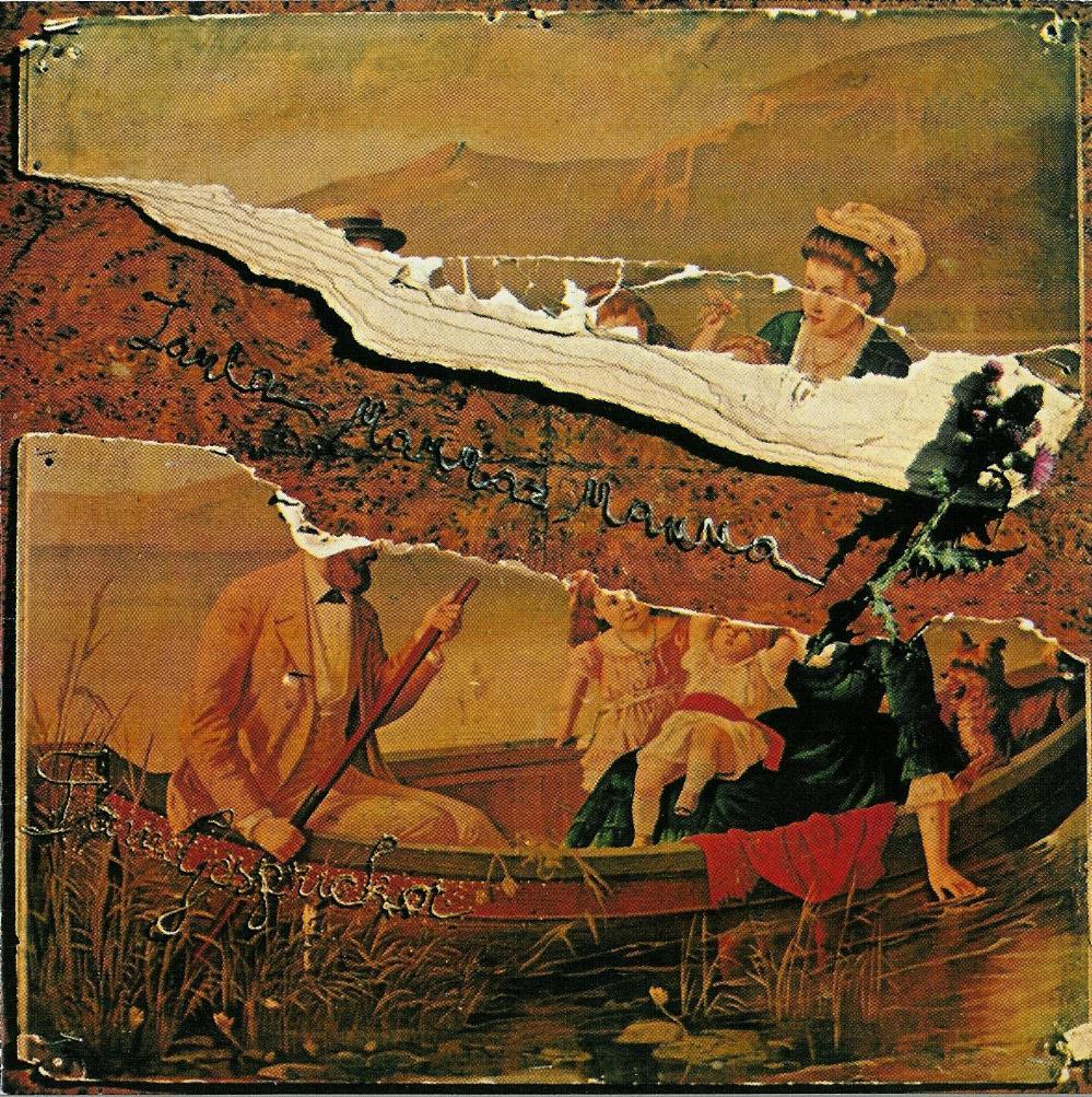Familjesprickor by ZAMLA MAMMAZ MANNA album cover