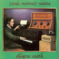 Zamla Mammaz Manna - Schlagerns Mystik CD (album) cover