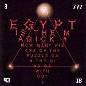 How Many Pieces Of The Puzzle Can The Mind Go Without? by EGYPT IS THE MAGICK # album cover