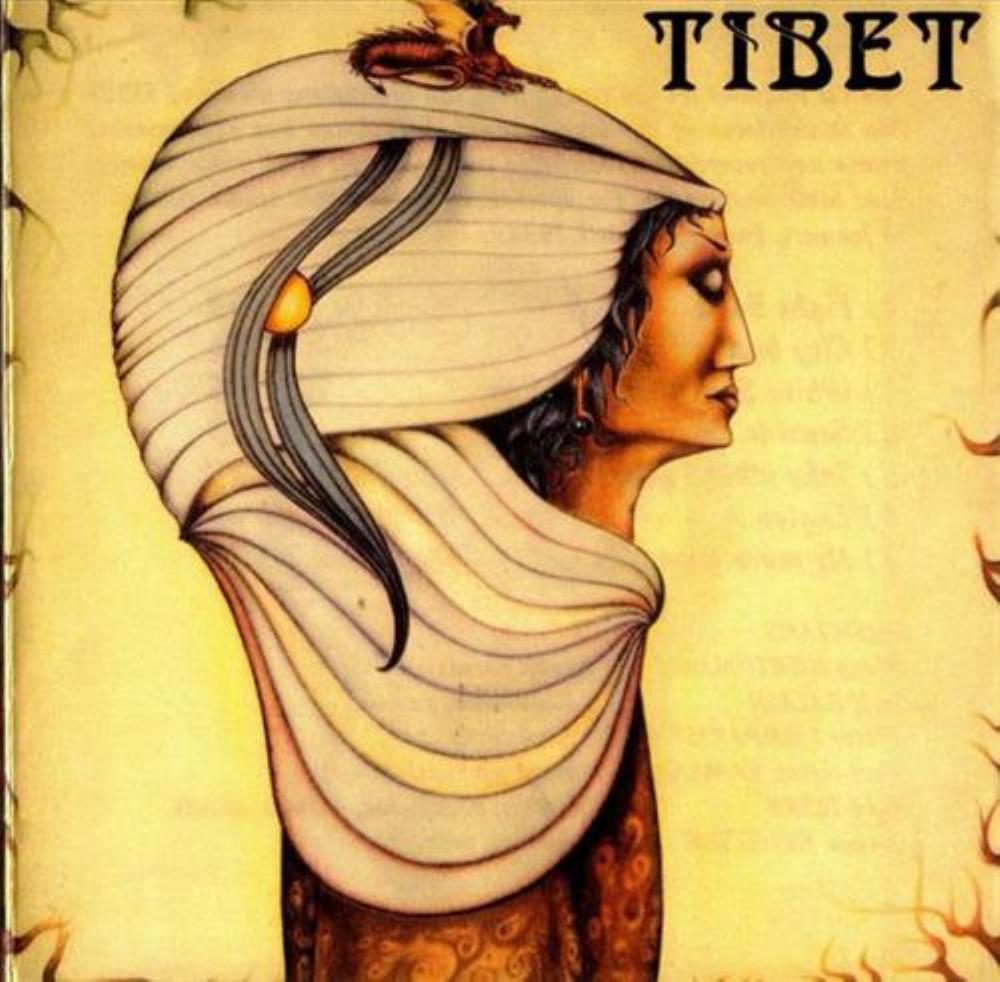 Tibet by TIBET album cover