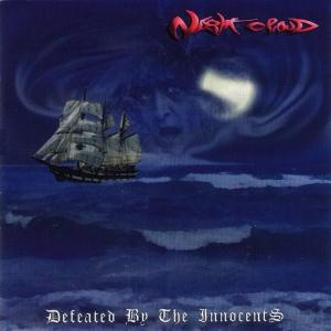 Defeated By The Innocents by NIGHT CLOUD album cover