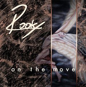 Rooky On The Move album cover