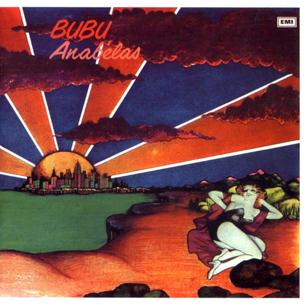 Bubu - Anabelas CD (album) cover