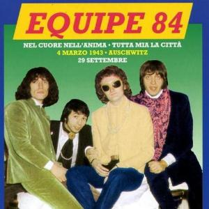 Equipe 84 - Equipe 84 in concerto CD (album) cover