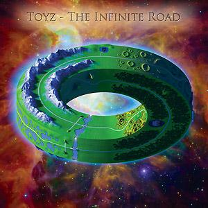 The Infinite Road by TOYZ album cover