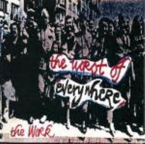 The Work The Worst Of Everywhere album cover