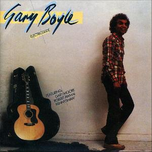 Gary Boyle - Electric Glide CD (album) cover